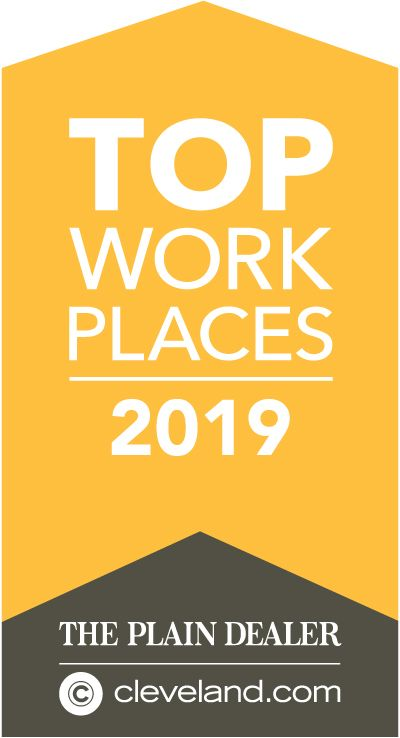 top work placed award logo