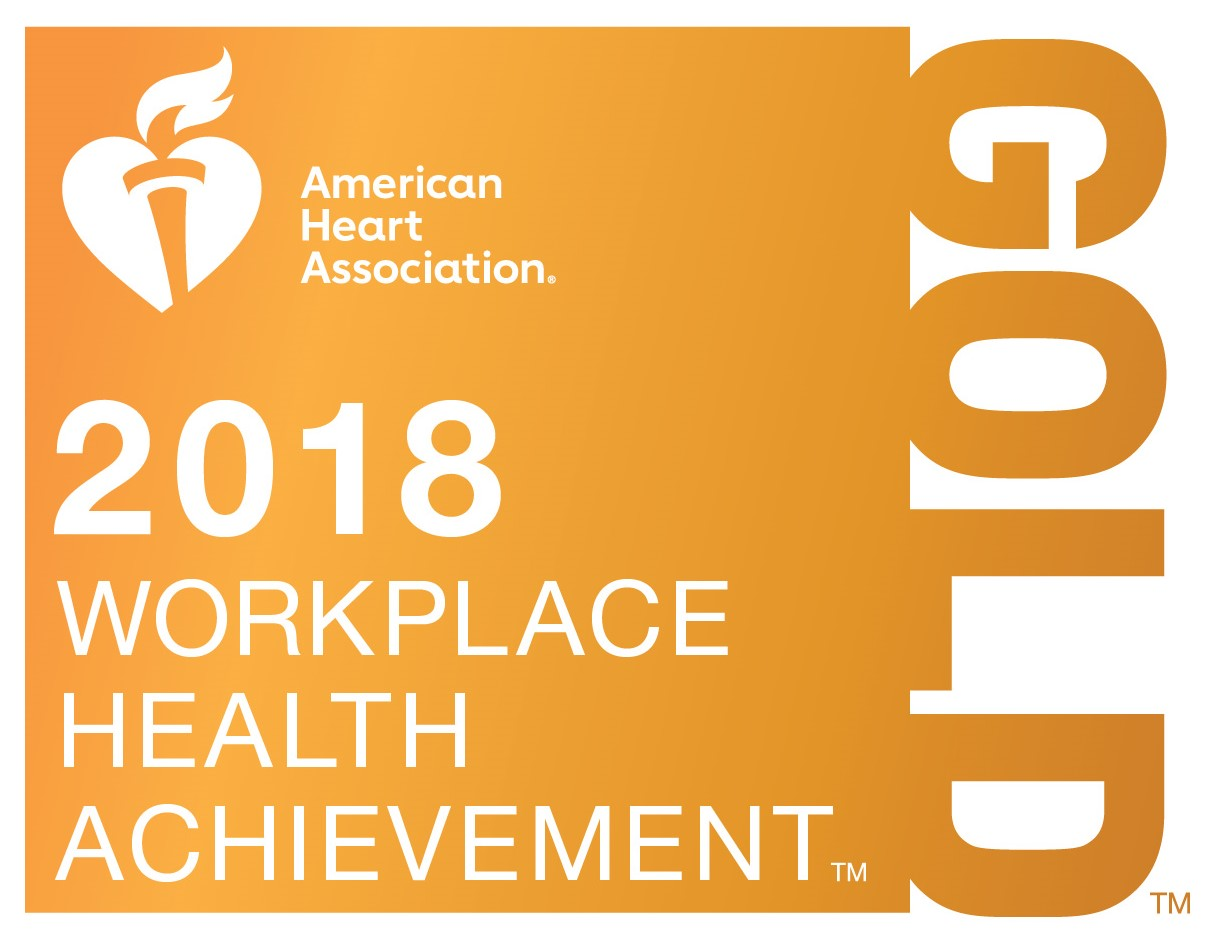 gold workplace health achivement 2017 logo