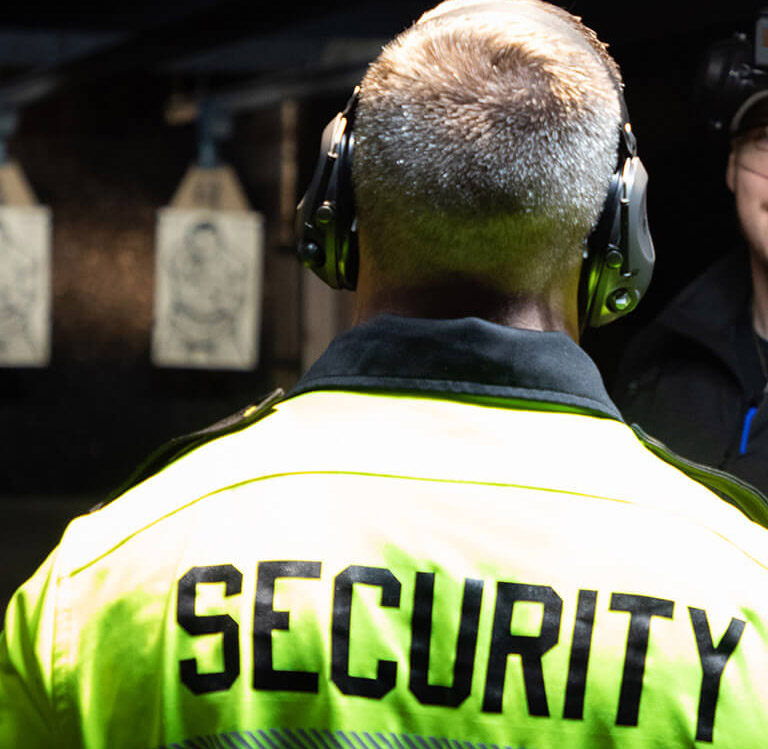 Master Security Officer