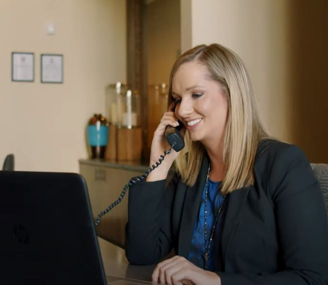 LARISSA <br> <span>Leasing & Marketing Professional</span>
