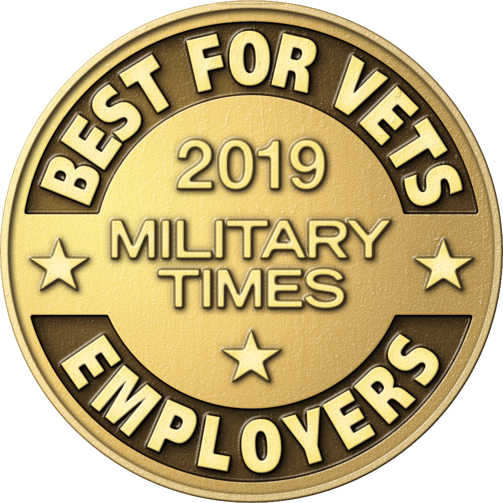 Best for Vets Employers Award