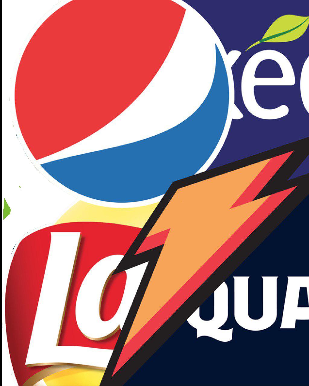 pepsico logos banner
