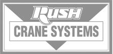 rush crane systems logo