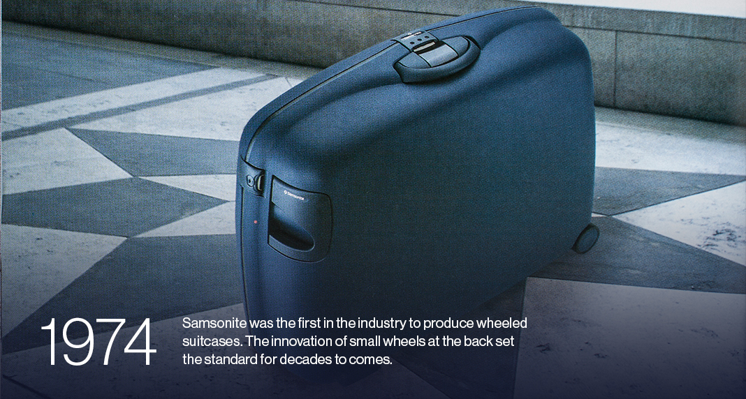 Samsonite history