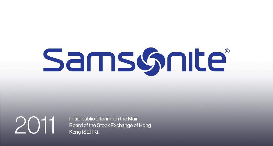 Samsonite history
