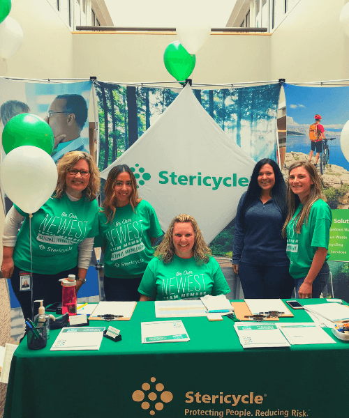 stericycle team