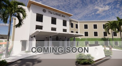 COMING SOON! The 30A Lodge