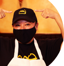The Cheesecake Factory employee